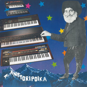 Kanttoripoika EP cover art