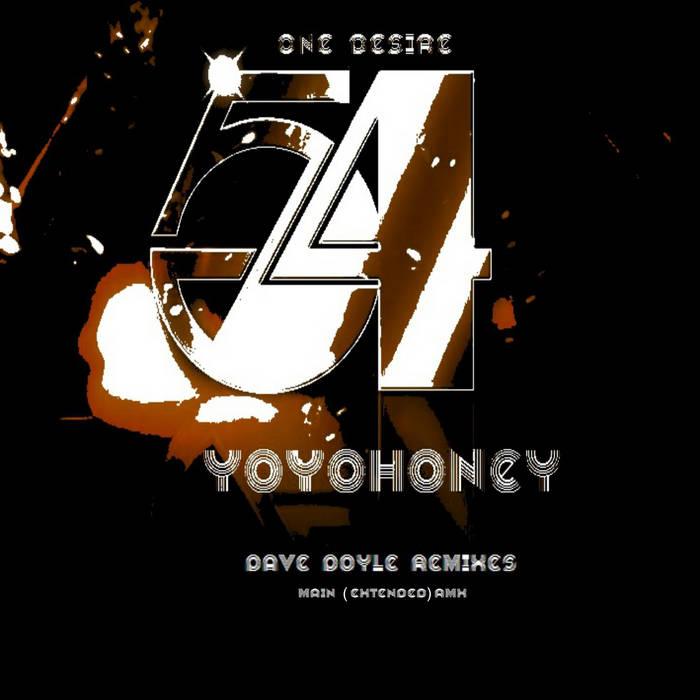 ONE DESIRE (Dave Doyle Main Rmx) cover art