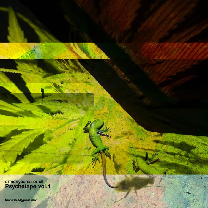 Psychetape vol.1 cover art