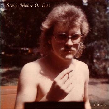 Stevie Moore Or Less cover art