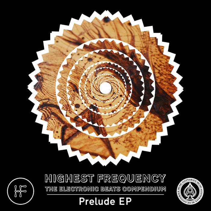HIGHEST FREQUENCY - Prelude EP cover art