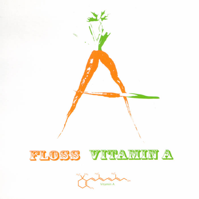 Vitamin A cover art