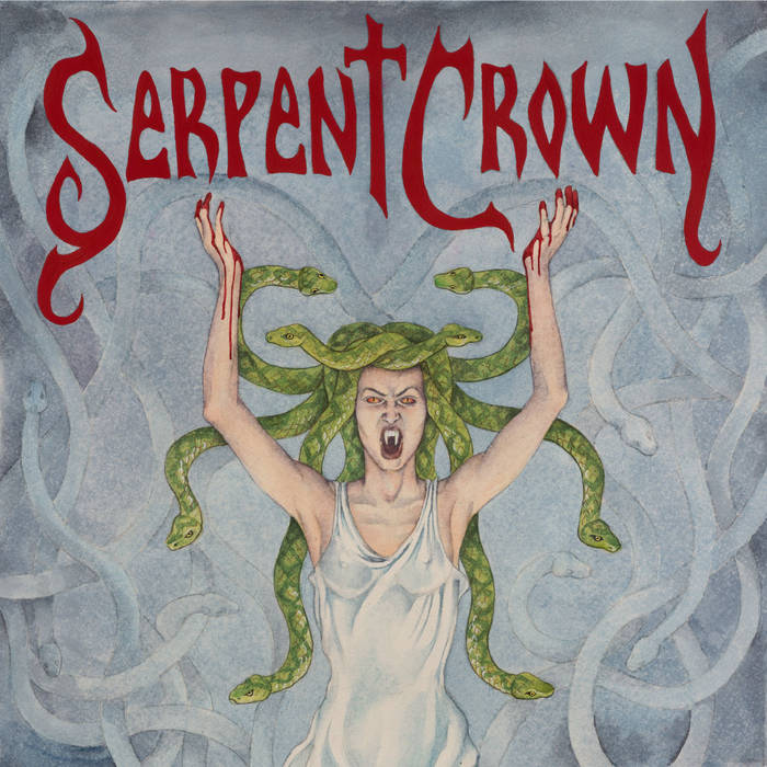 Serpent Crown cover art