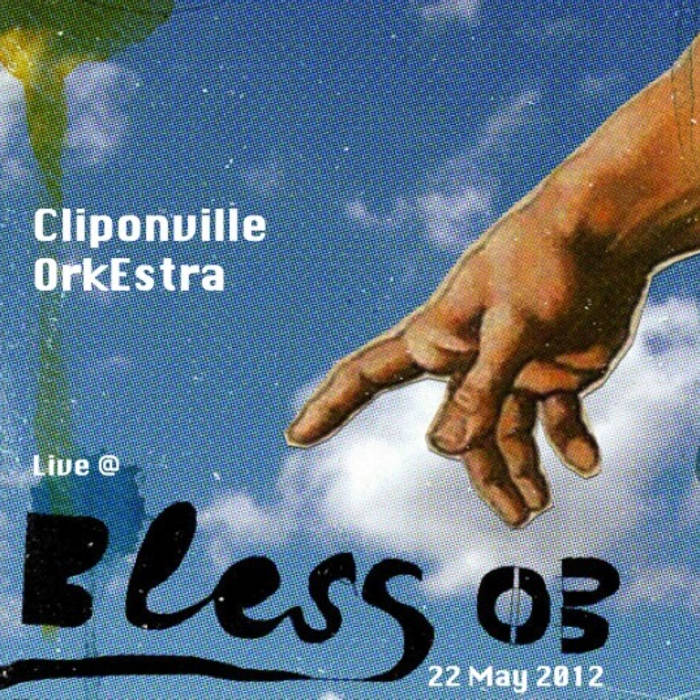 Live @ Bless 03 / 22 May 2012 cover art