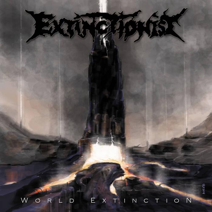 World Extinction cover art