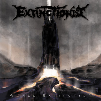World Extinction cover art