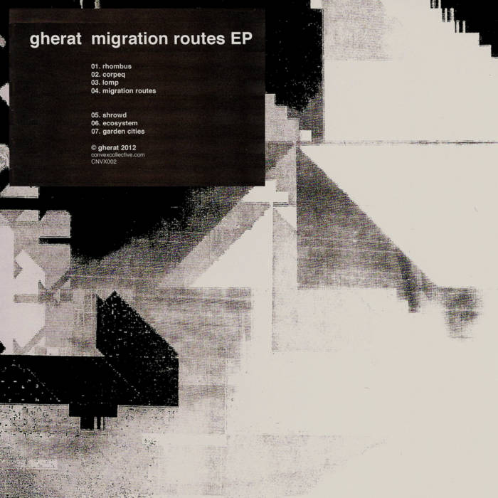 Migration Routes EP (CNVX002) cover art
