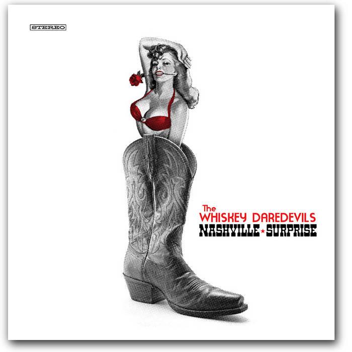 Nashville Surprise cover art