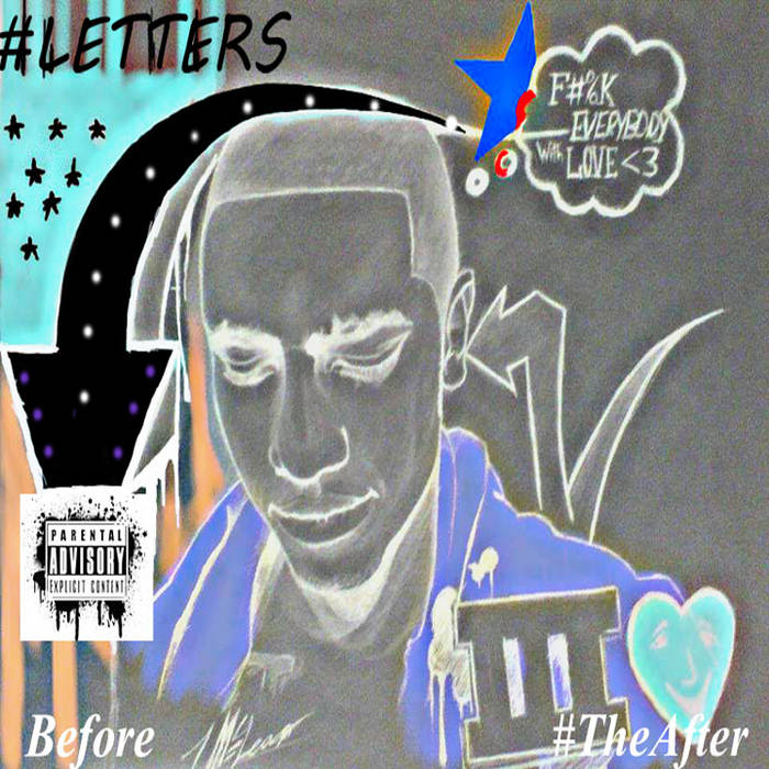 #Letters cover art