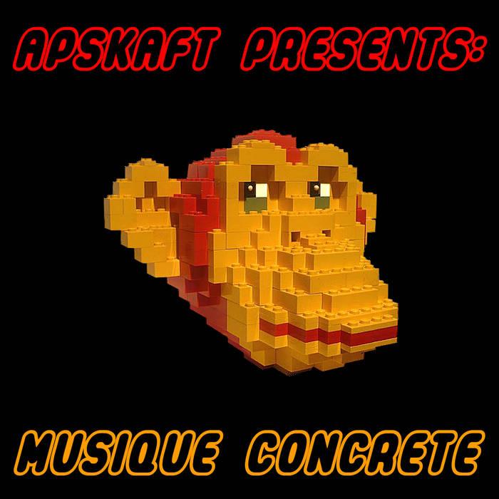 Apskaft Presents: Musique Concrète cover art