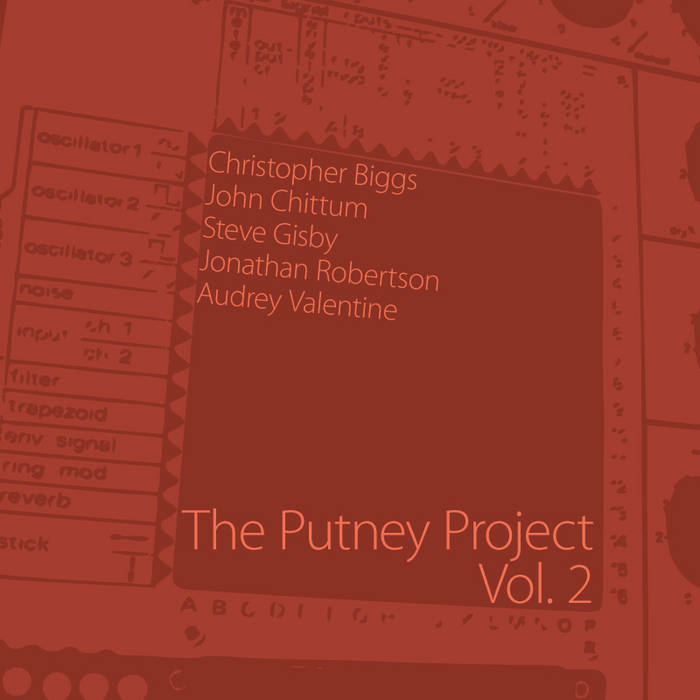 The Putney Project (Volume 2) cover art