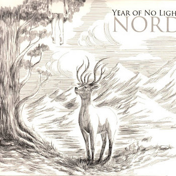 YEAR OF NO LIGHT nord 2xCD/2xLP cover art