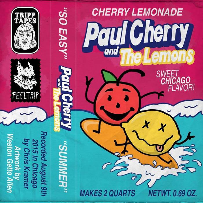 Cherry Lemonade cover art