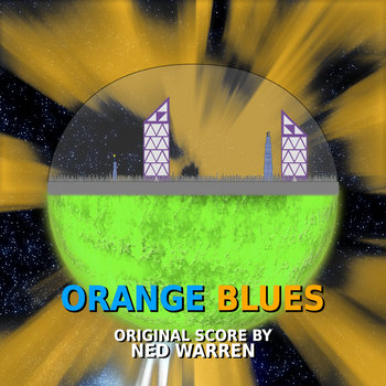 Orange Blues (Original OST) cover art