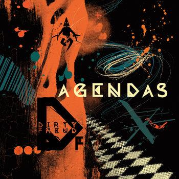Agendas EP cover art