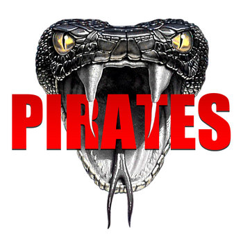 Pirates LP cover art