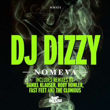 Nomeva EP cover art