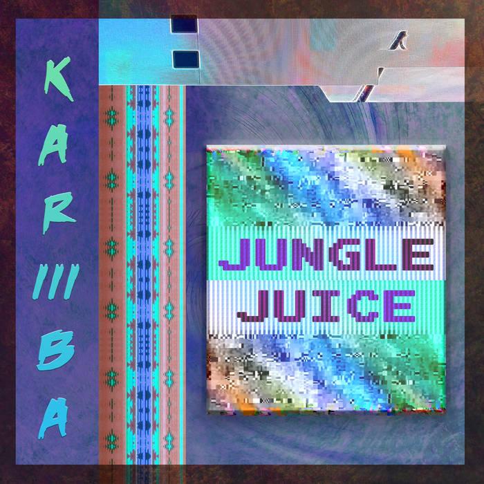 JUNGLE JUICE cover art