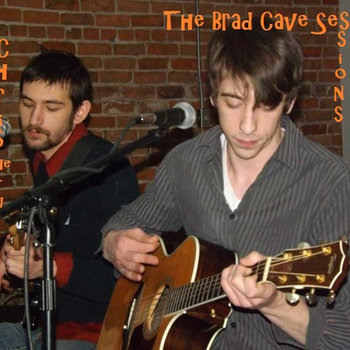 The Brad Cave Sessions cover art
