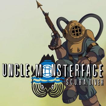 S.C.U.B.A. Diver cover art