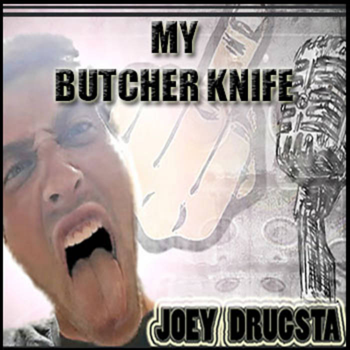 My Butcher Knife cover art