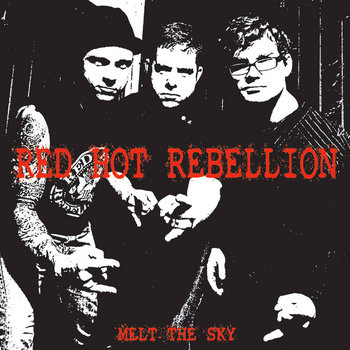 Melt The Sky cover art