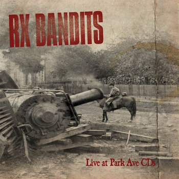 Live At Park Avenue CDs cover art