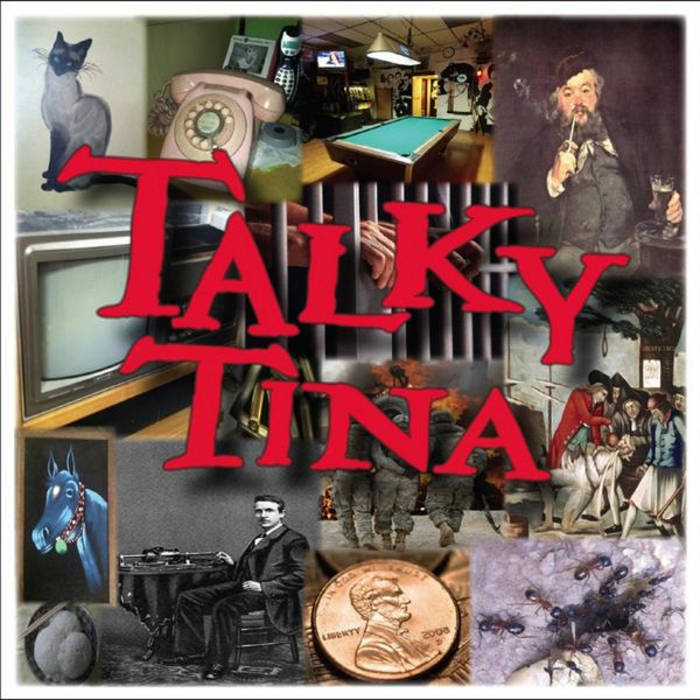 Talky Tina cover art