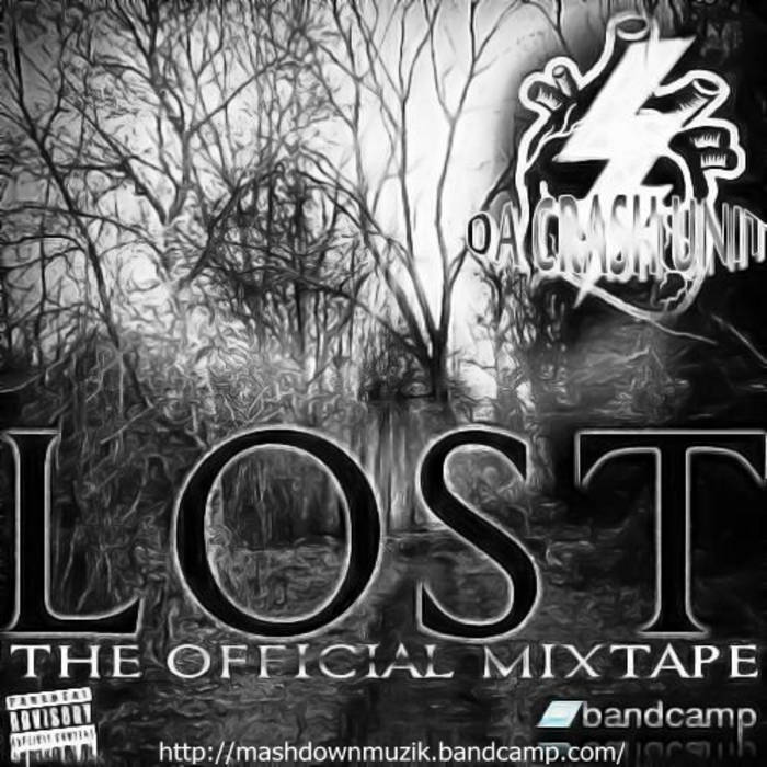 LOST (THE OFFICIAL MIXTAPE) cover art