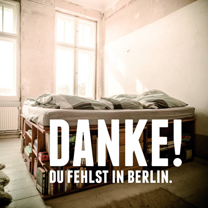 DU FEHLST IN BERLIN cover art
