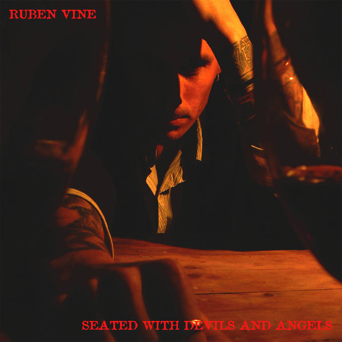 Seated With Devils and Angels cover art