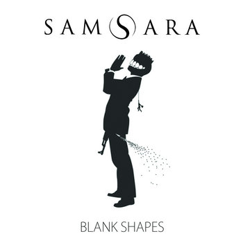 Blank Shapes cover art