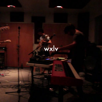 Live at WXLV cover art