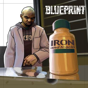 Iron & Niacin cover art
