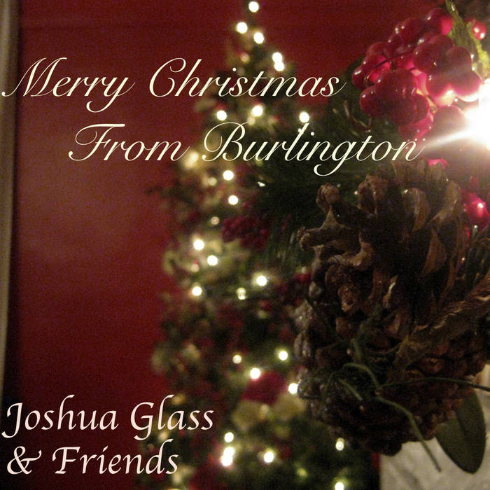 Merry Christmas From Burlington cover art