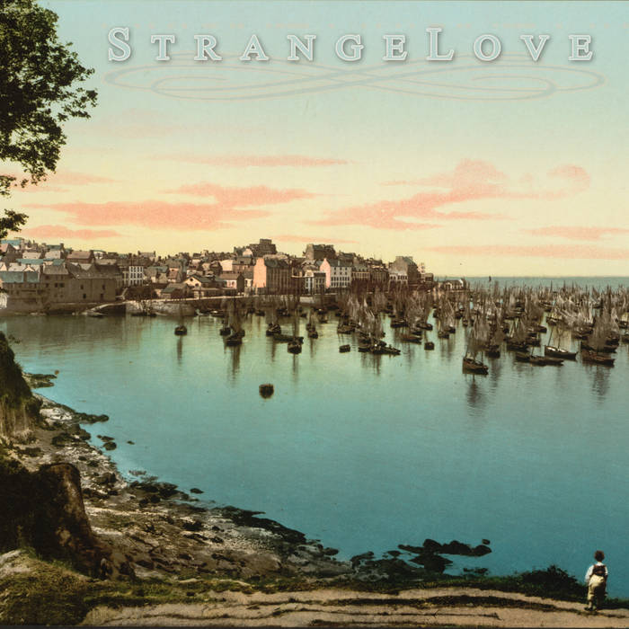 StrangeLove LP cover art