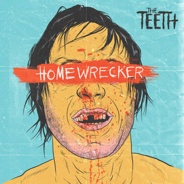 Homewrecker cover art