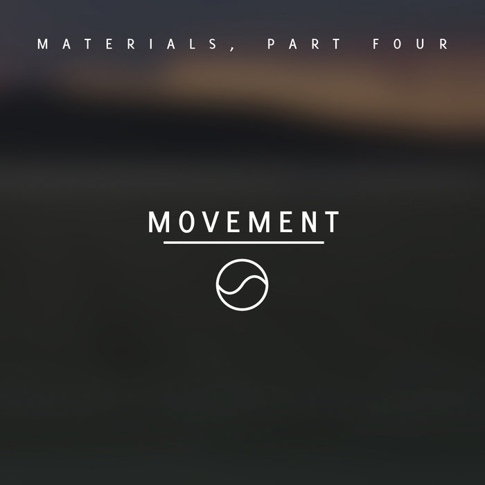 Materials: Part Four cover art