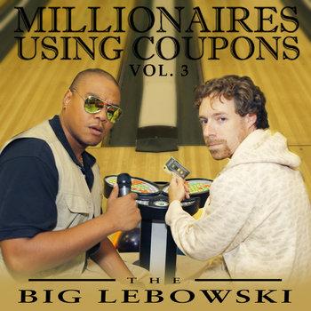 Vol. 3 - The Big Lebowski cover art