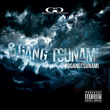 G.Gang Tsunami cover art