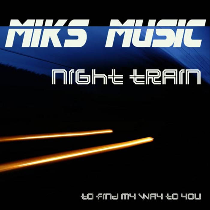 Night Train (Digital Single) cover art