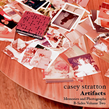 Artifacts: Memories and Photographs B-Sides Vol 2 cover art