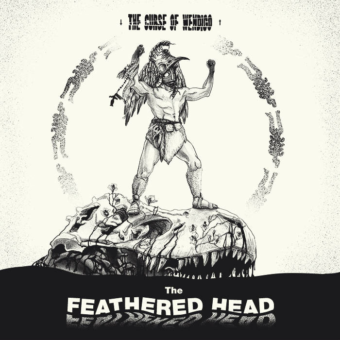 The Feathered Head (single) cover art