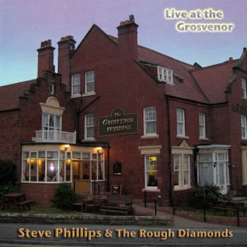 Live At The Grosvenor cover art