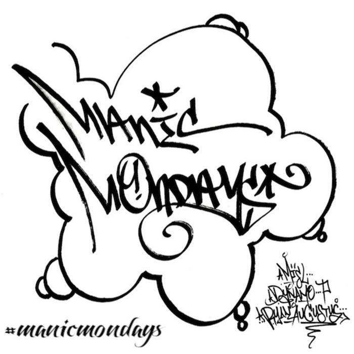 Manic Mondays cover art