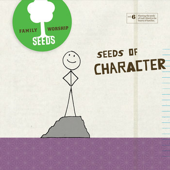 Seeds of Character (Vol.6) cover art