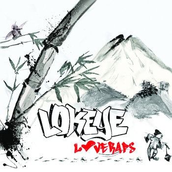 Loveraps cover art