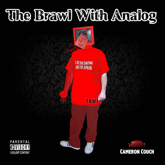 The Brawl With Analog cover art