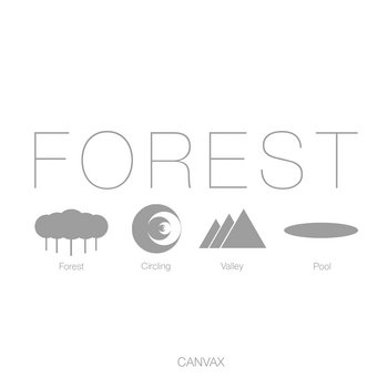 Forest cover art