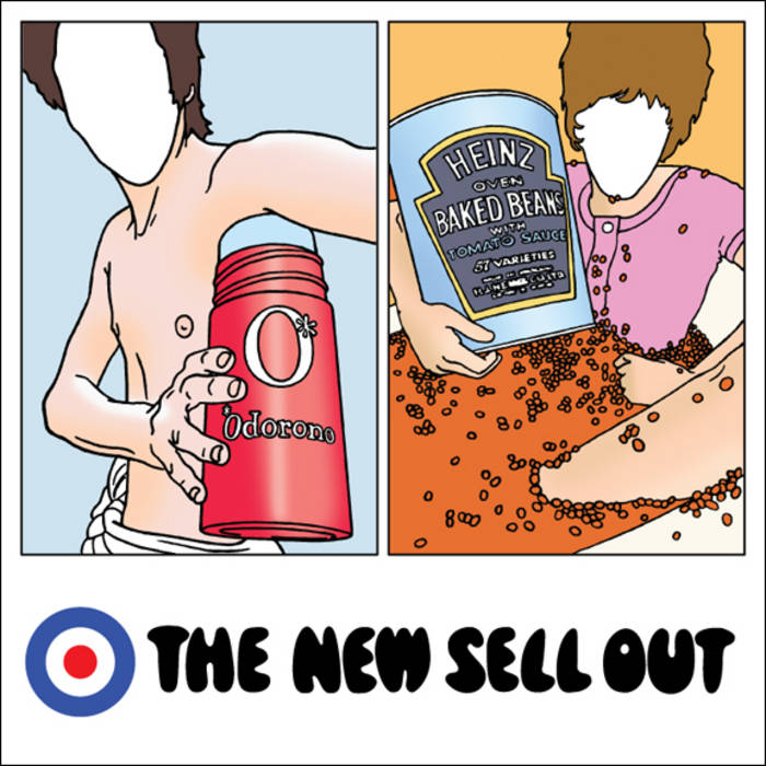 The New Sell Out cover art